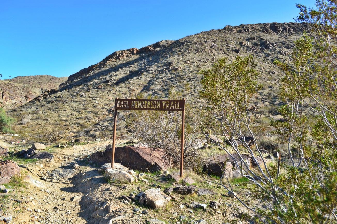 Earl Henderson trail, Palm Springs Hike, Palm Springs, Smoke Tree Ranch, Smoke Tree Stables, Desert Dog Treks, dog hikes,