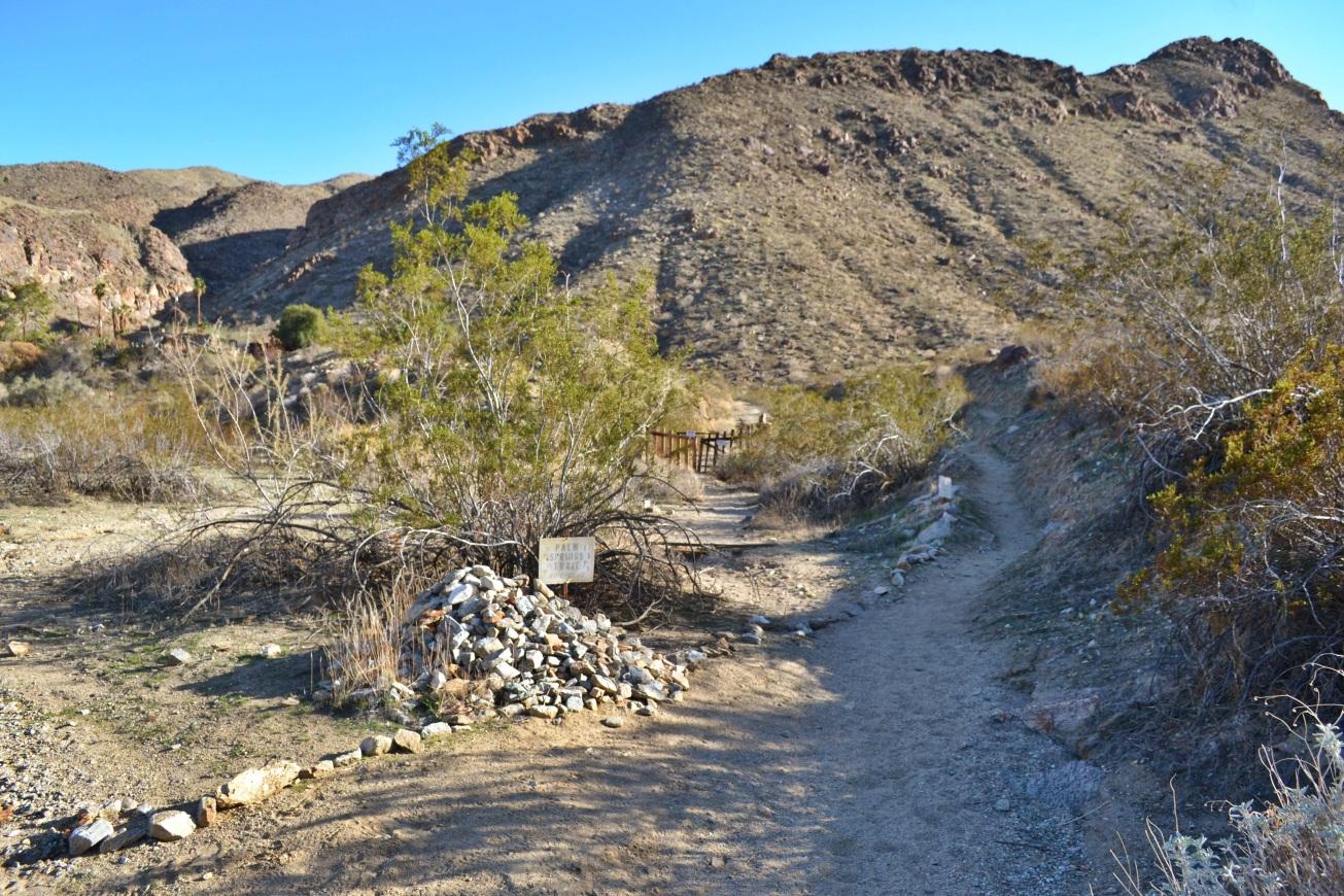 Palm Springs, hiking