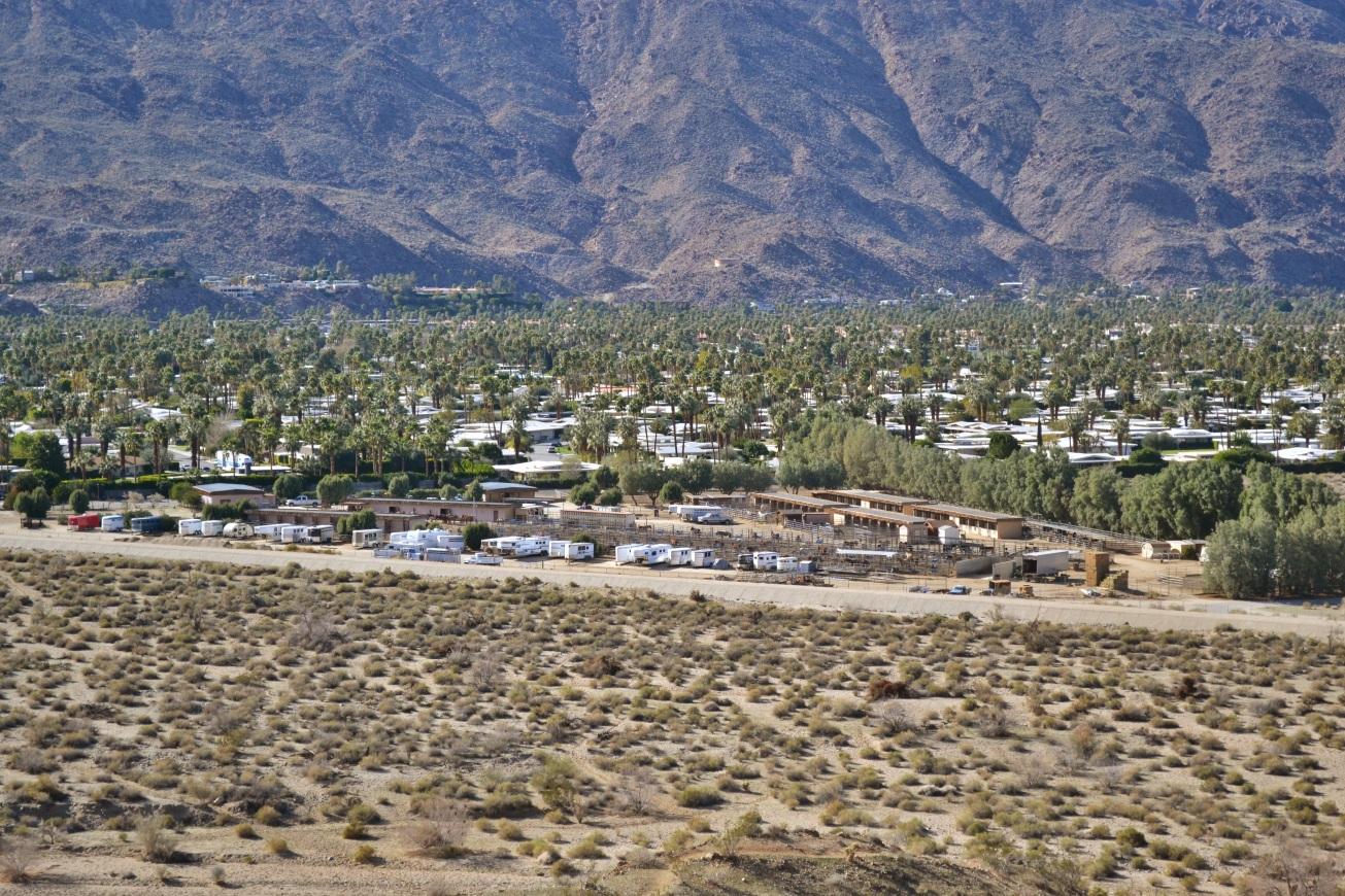 Smoke Tree Stables, Palm Springs, Henderson Trail, Shannon Trail, Garstin Trail