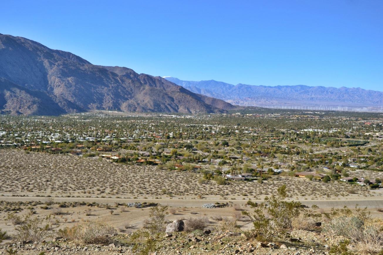 Smoke Tree Ranch, Palm Springs, Henderson Trail